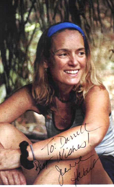 Jeanne Hebert Net Worth